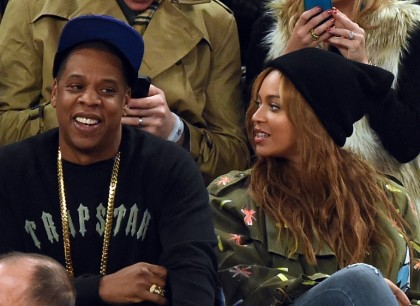 Beyoncé e Jay-Z - Foto: TIMOTHY A. CLARY/AFP/Getty Images