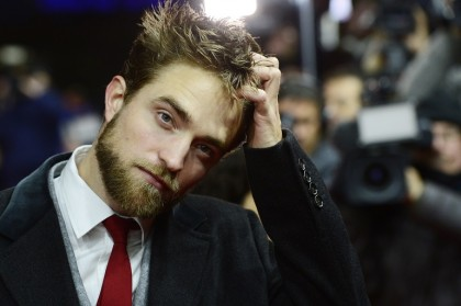 Robert Pattinson, 28 anni - Foto: JOHN MACDOUGALL/AFP/Getty Images