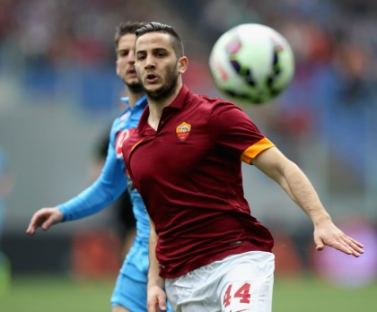 AS Roma v SSC Napoli - Serie A