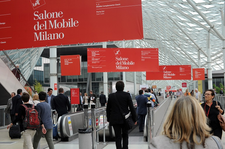 Salone del mobile 2015 milano date biglietti for Rho fiera salone del mobile