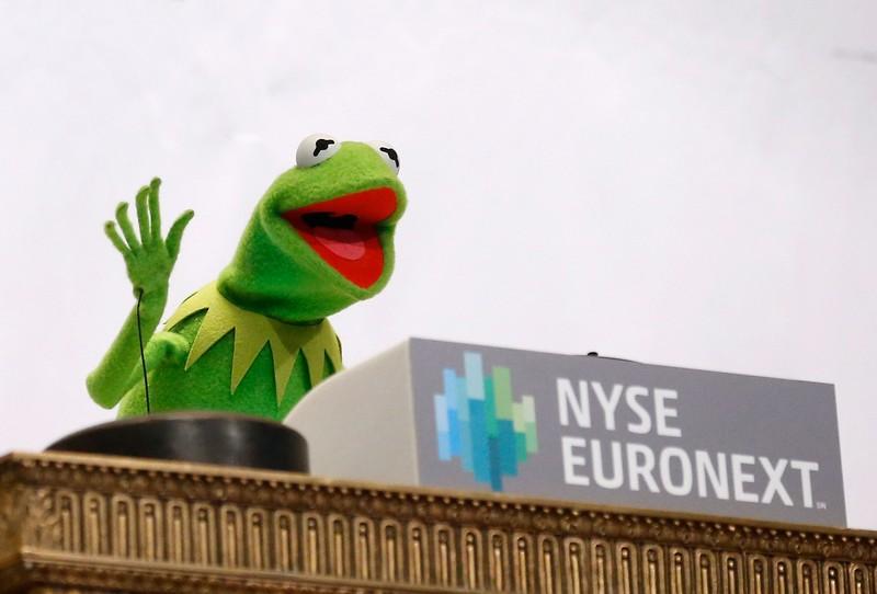 Scoperta una specie di rana somigliante a Kermit