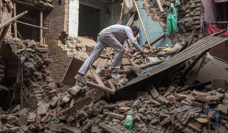 Terremoto Nepal, Reihold Messner critica i soccorsi