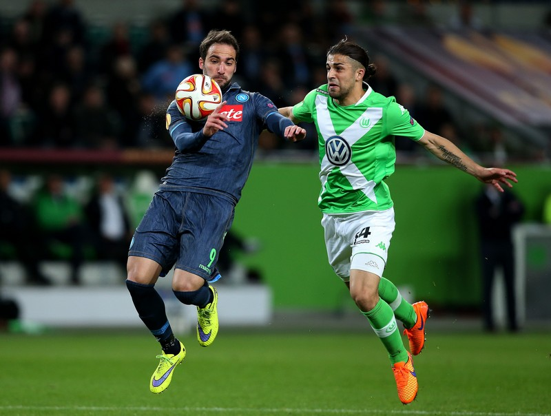 Wolfsburg-Napoli