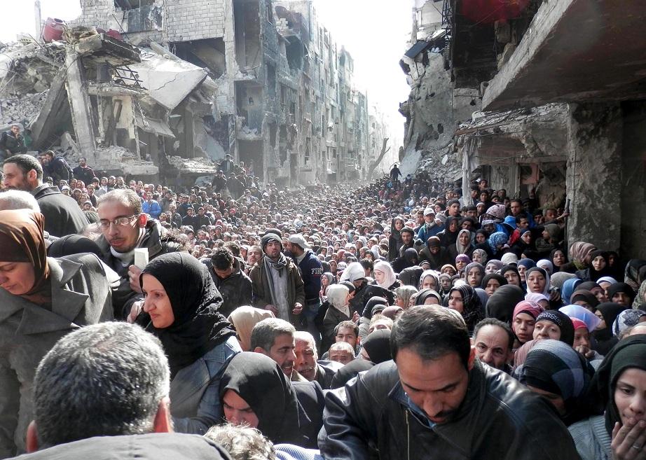 Siria:Ong,Isis decapita due palestinesi a campo Yarmuk