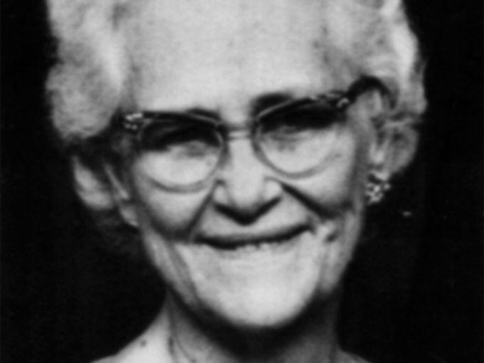 f Ruth Pelke, a 78-year-old Bible teacher,