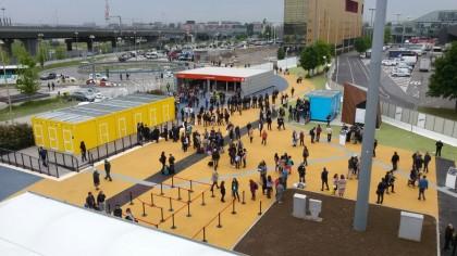 Inaugurazione Expo 2015