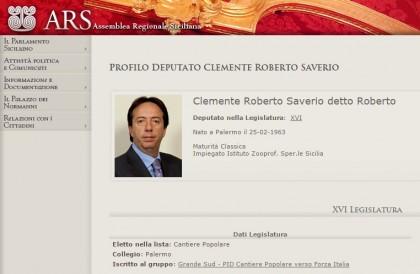 Roberto Clemente Arrestato Sicilia
