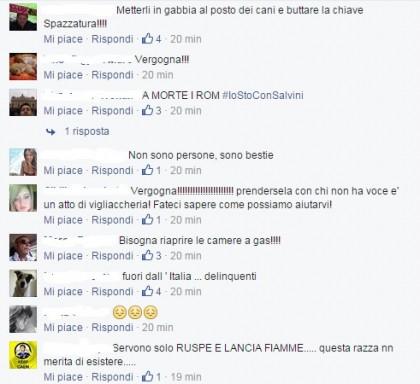 ENPA commenti facebook tre
