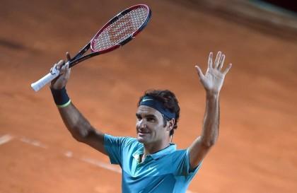 Internazionali Roma 2015 Federer Djokovic