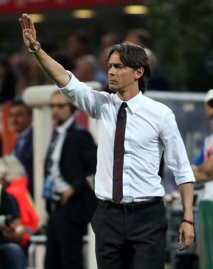 Milan-Roma diretta inzaghi