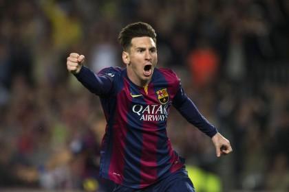 Pallonetto Messi gol Barcellona-Bayern Monaco