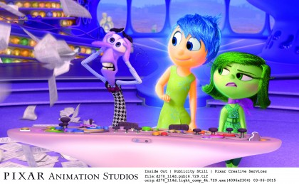 Inside Out recensione
