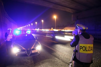 ANSA/ UFFICIO STAMPA POLIZIA DI STATO