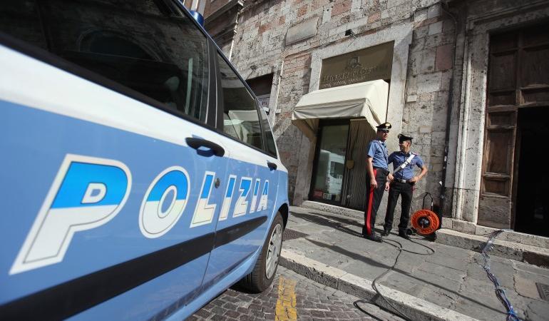 Stefano gugliotta polizia