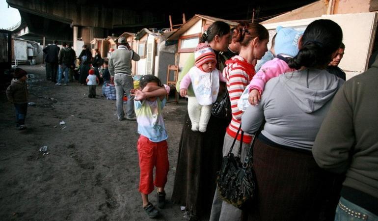 campo rom ghetti chiudere