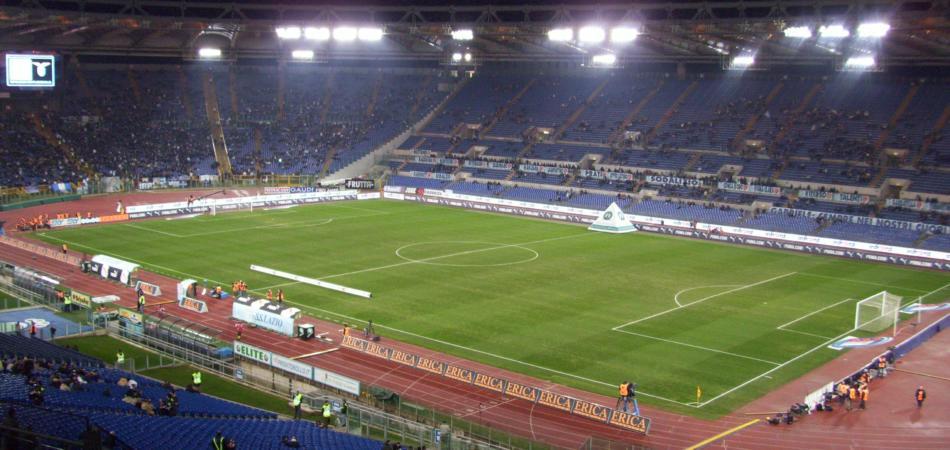 derby lazio roma olimpico