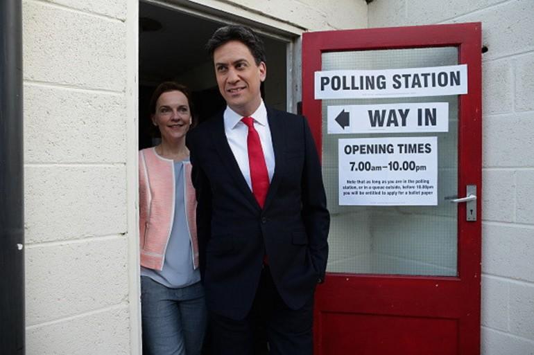 elezioni regno unito 2015 Ed Miliband Labour