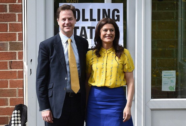 elezioni regno unito 2015 Nick Cleg