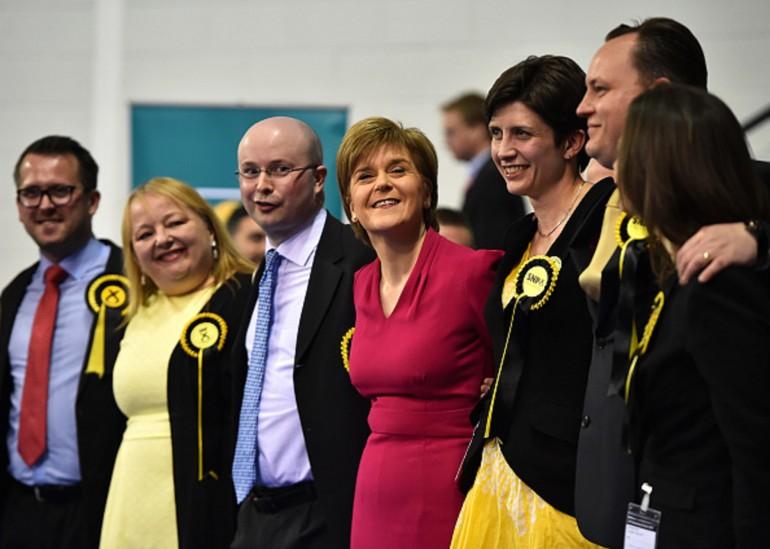 elezioni regno unito risultati scozia