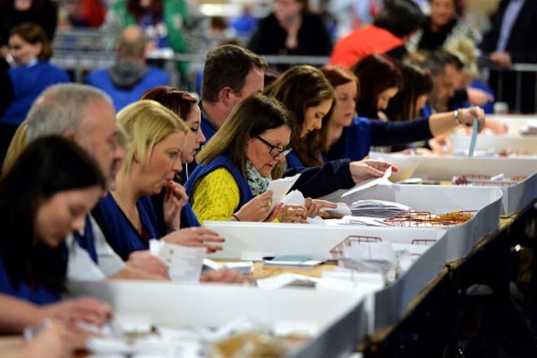 elezioni regno unito 2015 spoglio belfast