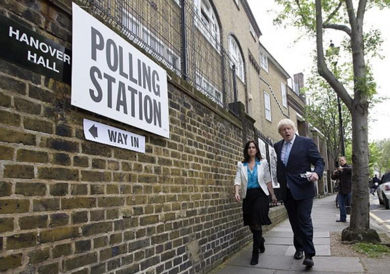elezioni regno unito 2015 spoglio Tory