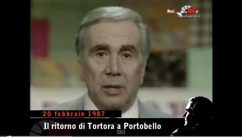 Enzo Tortora, il ricordo a 27 anni dalla morte