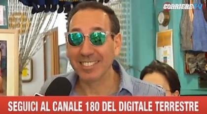 Photocredit: Telenorba via Corriere della Sera