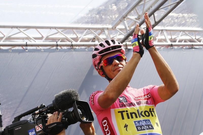 Giro d'Italia diretta diciannovesima tappa