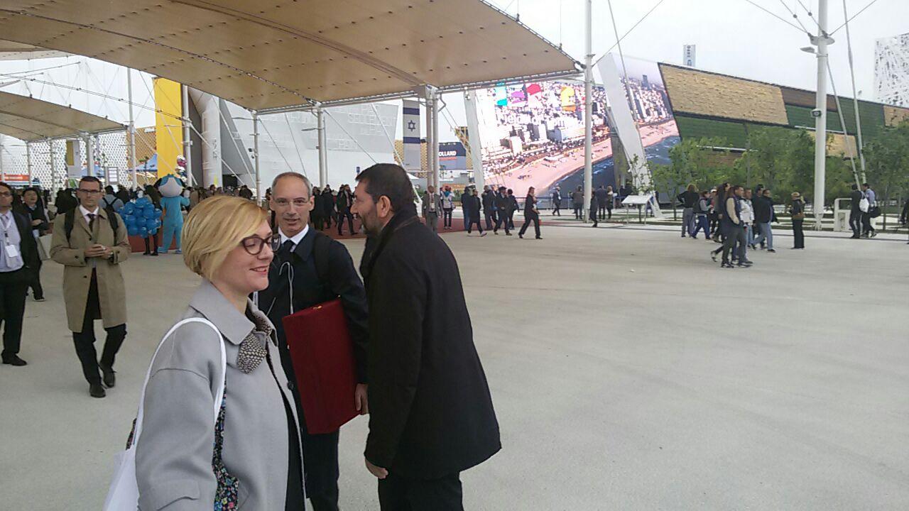 inaugurazione expo marino