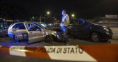 incidente roma rom battistini