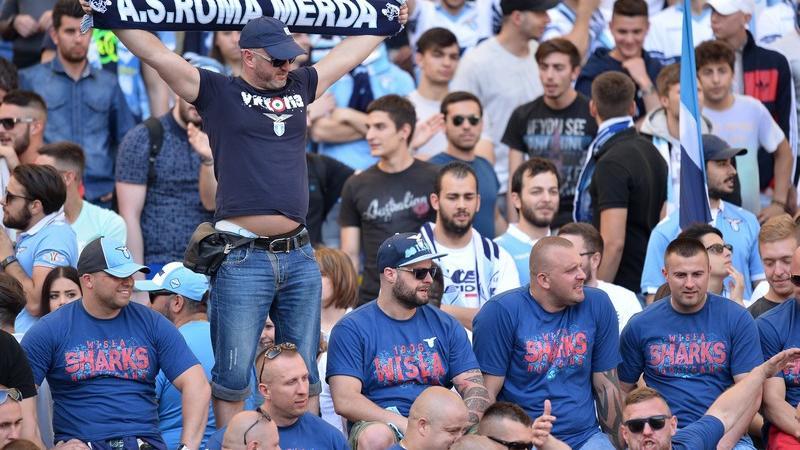 Lazio-Roma ultras