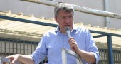 Italy : Alenia Naples protest comes Maurizio Landini