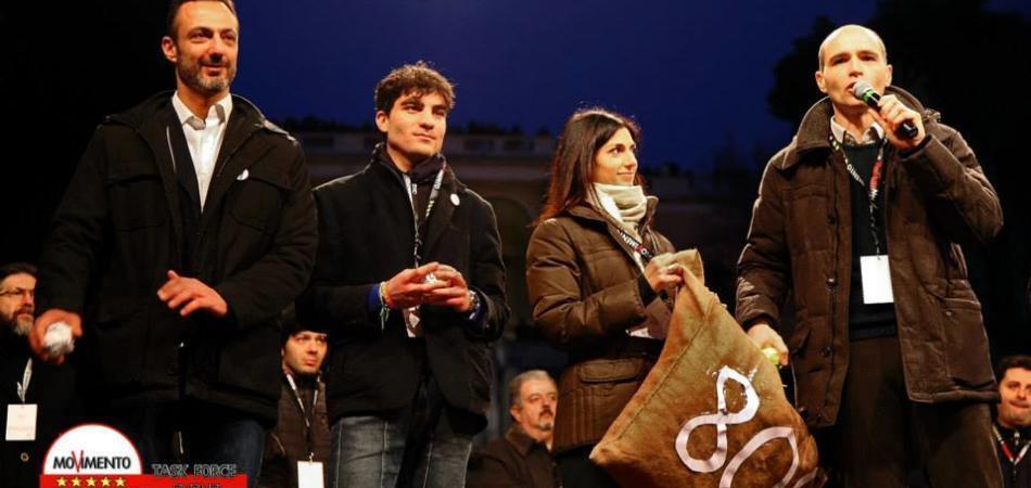 olimpiadi roma 2024 movimento cinque stelle