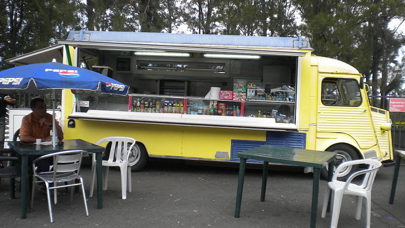 roma camion bar paninoteca