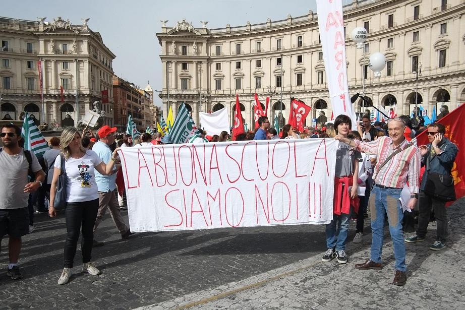 sciopero 5 maggio