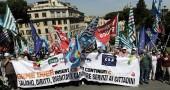 sciopero sindacati 23 maggio roma