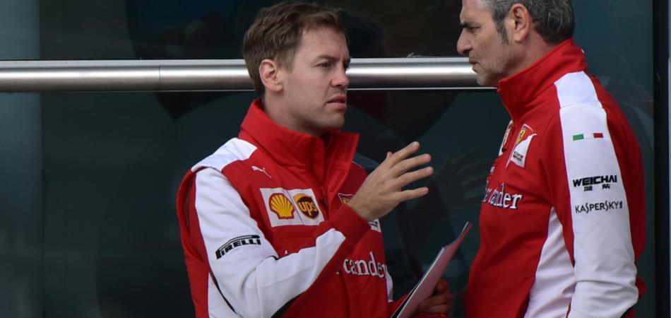 Sebastian Vettel, campione del mondo nel cuore secondo Maurizio Arrivabene