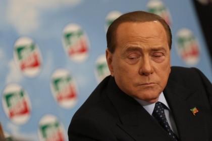 Silvio Berlusconi: «L'eredità del partito? La darò a chi la merita»