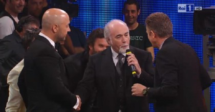 Photocredit: Rai1/55° Premio Tv