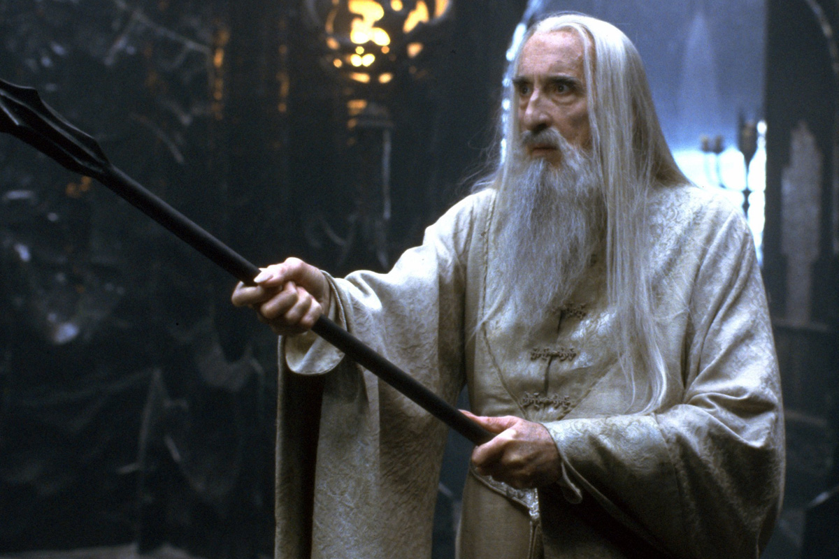 Christopher Lee morto