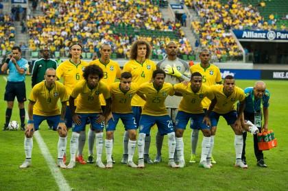 Brasile-Paraguay Coppa America 2015