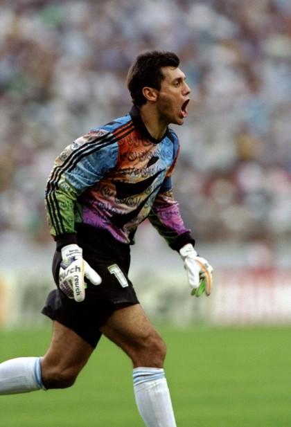 Goycochea Mondiali 1990