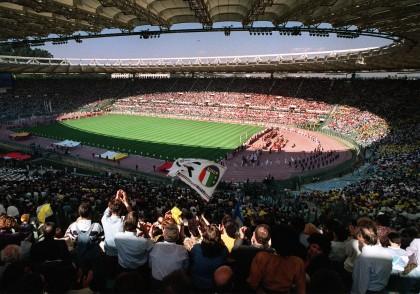 adio Olimpico Mondiali 1990