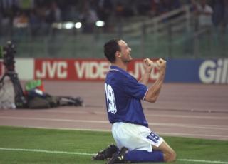 Totò Schillaci Mondiali 1990