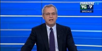 Mentana sulla Rai boccia la riforma Renzi e attacca: tutti lottizzano, anche il M5S