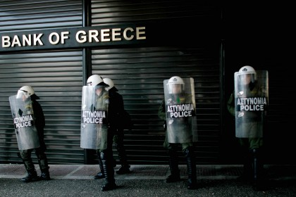 Grecia, la storia della crisi