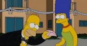 La bufala di Homer e Marge Simpson che divorziano (svelata da Bart)