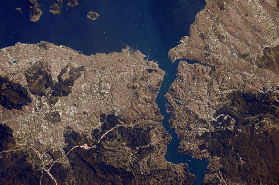 Le foto più belle che Samantha Cristoforetti ci ha regalato dallo spazio
