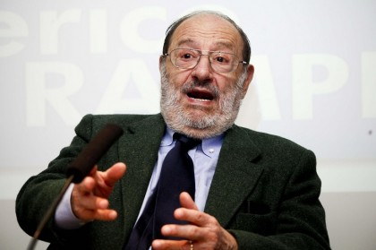 umberto eco internet imbecilli video
