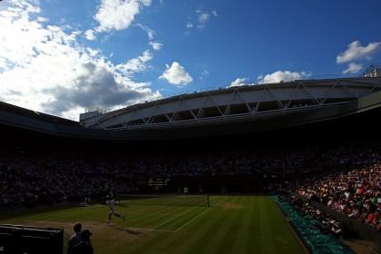 Wimbledon 2015, la magia del tennis